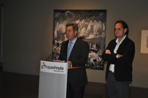 """La sala de exposiciones Pedro Torrecillas acoge la muestra """"La tempestad y la calma"""""""