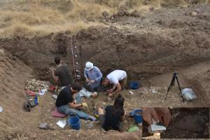 Finalizada la primera Campaña de excavación en El Sotillo, en Ciudad Real
