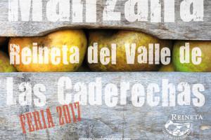 Cantabrana celebra la VII Feria de la Manzana Reineta del Valle de Las Caderechas