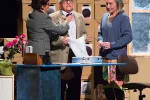 El jurado del Certamen Provincial de Teatro otorga el primer premio a la compañía 'Carro de Thespis'