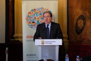 """Presidente Herrera subraya el mérito del Diálogo Social de Castilla y León por ser """"un diálogo auténtico entre quienes piensan diferente"""