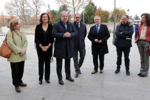 Presidente Herrera elogia la figura de Francisco de Enzinas, un ejemplo más de la vocación europeísta de Castilla y León