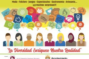 El Fórum Evolución acoge este domingo la III edición del Festival Intercultural de Burgos