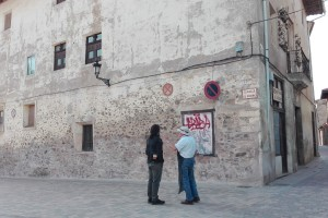 """El dia 10 de noviembre comenzará la segunda intervención mural en la localidad dentro del proyecto """"Wall-kingBelorado"""""""