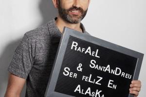 El escritor Rafael Santandreu presenta en el MEH su libro Ser feliz en Alaska