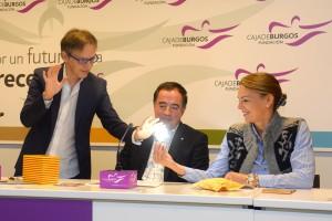 La Fundación Caja de Burgos organiza un gran ciclo de magia con ilusionistas de prestigio para las fiestas navideñas