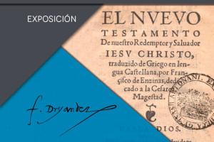 La Sala del Consulado del Mar reabre con una exposición sobre la trayectoria de La Biblia