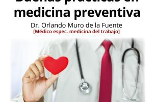 AFALVI continua con el ciclo de conferencias sobre Medicina Preventiva