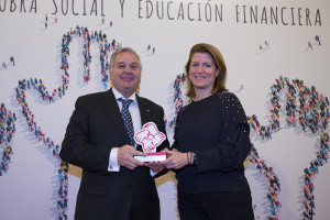 La Fundación Cajacírculo premiada por la Revista Actualidad Económica