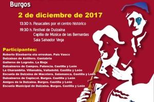 Ya está aquí la XXXII edición del Día del Dulzainero de Burgos