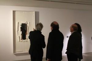 La Junta presenta la exposición 'Lo que permanece. Alberto Bañuelos', que reúne una selección de obras del artista, dentro del proyecto 'Uno de los nuestros'