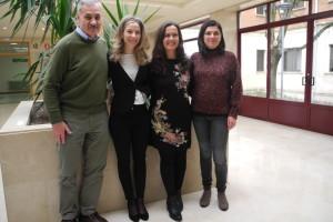 Marina Martinez de Pinillos, nueva doctora por una tesis sobre antropología dental
