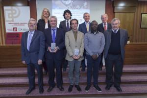 La ONG Amycos Burgos recibe el Premio Rafael Izquierdo a la Solidaridad