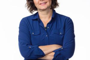 La paleoantropóloga Mirjana Roksandic, experta en evolución humana en Europa, visita el CENIEH