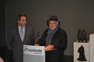 """La Fundación Cajacirculo presenta la exposición del artista burgalés Francisco Ortega titulada """"Recorrido vital"""""""