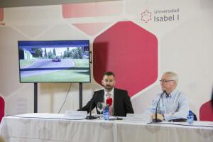 La Universidad Isabel I participará en el Campeonato del Mundo de F1 de eSports