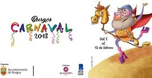 Las actividades itinerantes, serán las protagonistas del Carnaval 2018 en Burgos
