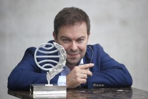Javier Sierra, Premio Planeta 2017, presenta mañana en el MEH su novela ganadora 'El fuego invisible'
