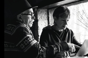 Eudald Carbonell y Rosa María Tristán presentan mañana en el MEH el libro 'Atapuerca. 40 años de historia'