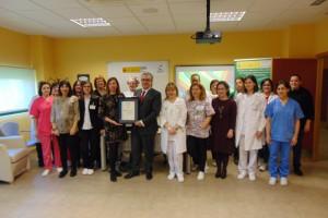El CREER recibe el Certificado de AENOR a sus sistema de gesión de la calidad