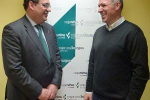 Fundación Caja Rural patrocina una vez más al musher castellanoleonés Javier del Canto