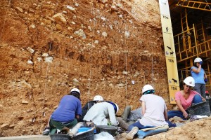 La dispersión humana por el sur de Europa tuvo lugar hace menos de un millón de años