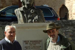 El MEH homenajea durante esta semana al naturalista Félix Rodríguez de la Fuente con dos charlas y varios talleres