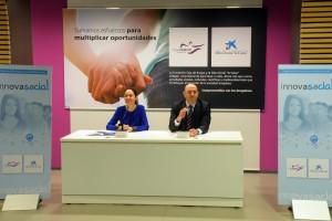 """La Fundación Caja de Burgos y la Obra Social """"la Caixa"""" ponen en marcha la segunda edición del programa Innova Social"""