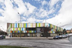 Proyecto Básico para la Remodelación del Mercado Municipal G-9 en Gamonal, Burgos