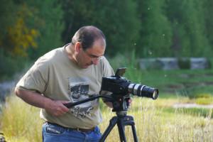 El cineasta José Antonio Vallejo hablará mañana en el MEH sobre cómo documentar la naturaleza y la vida salvaje
