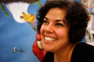 María Fernanda Ampuero presenta en el MEH el libro Cuento Español Contemporáneo