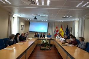 Se reúne la Mesa de Trabajo de Burgos sobre Trata de Seres Humanos