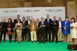 Fundación Caja Rural Burgos entrega sus III Premios Valores por Encima del Valor