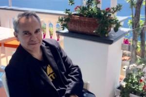 El escritor Pablo d'Ors presentará el próximo martes en el MEH su última novela 'Entusiasmo'