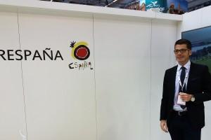 Burgos presenta durante IMEX Frankfurt su imagen como destino de eventos a nivel internacional