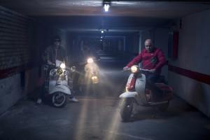 Los días 26 y 27 de mayo se realizará el noveno Burgos Scooter Festival