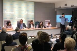 Presentación del Sistema de Servicios Sociales de Castilla y León y la articulación de recursos