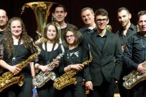 Mañana el MEH acoge el concierto de Saxyxas. Clásicos en Sax