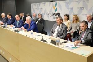 Cajaviva Caja Rural cierra 2017 en el mejor ejercicio desde su constitución en 2012