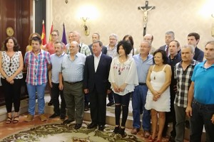 La Diputación de Burgos firma con 42 Ayuntamientos el convenio de contratación Coordinadores Deportivos 2018