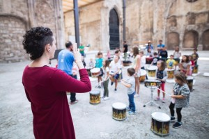 Minitribu ofrecerá actividades de música, arquitectura y arte inclusivo para los niños durante el Festival Tribu