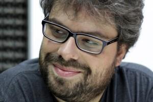 El escritor Sergio del Molino presenta mañana en el Museo de la Evolución Humana su libro 'La mirada de los peces'