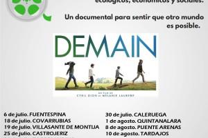 El Cine como herramienta de educación ambiental en el medio rural de la Provincia