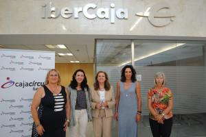Fundaciones Ibercaja y Cajacírculo firman cuatro convenios de la V Convocatoria de Ayudas a Proyectos Sociales en Aranda de Duero