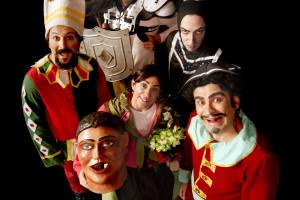Mañana el MEH acoge la obra de teatro Burgati con la compañía Bambalúa Teatro