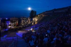 Cuatro mil personas han pasado por el Teatro Romano de Clunia a lo largo del 'Festival de Verano 2018'