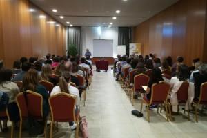 Éxito de participación en el taller de Mindfulness del proyecto Polígono Saludable de AEPV Burgos
