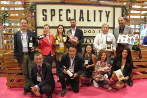 Nueve empresas de la Marca Burgos Alimenta participan en Speciality and Fine Food Fair 2018
