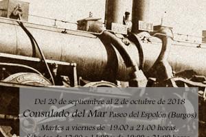 La Sala del Consulado del Mar recuerda el accidente ferroviario de Quintanilleja a través de una exposición