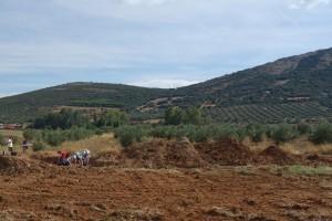 Finalizada la II Campaña de excavación de El Sotillo en Ciudad Real